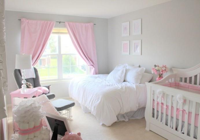 idei-camera-bebe-fetite-pe-roz