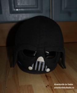 papuci de casa cu Drth Vader